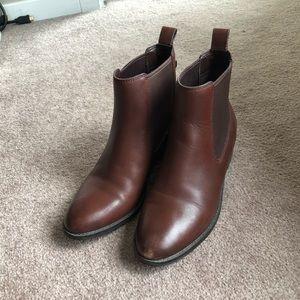Cole Haan Waterproof Newburg Boots - Brown Size 7